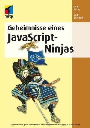 Geheimnisse eines JavaScript-Ninjas