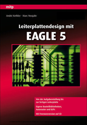 Leiterplattendesign mit EAGLE 5