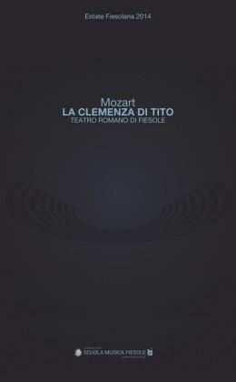 'La clemenza di Tito' di Wolfgang Amadeus Mozart al Teatro romano di Fiesole
