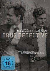 True Detective, 3 DVDs