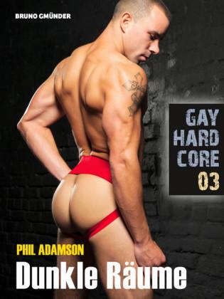 Gay Hardcore - Dunkle Räume