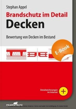 Brandschutz im Detail - Decken (E-Book PDF)