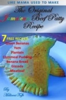Original Jamaican Beef Patty Recipe