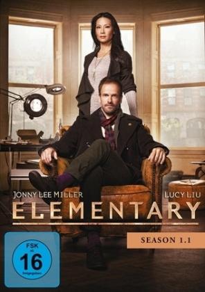 Elementary, 3 DVD
