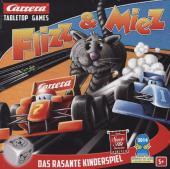 Carrera, Flizz & Miez (Kinderspiel) Cover