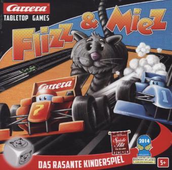 Carrera, Flizz & Miez (Kinderspiel)