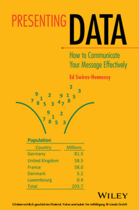 Presenting Data: How to Communicate Your Message Effectively