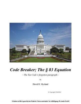 Code Breaker; The 83 Equation