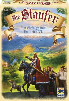 Die Staufer (Spiel)