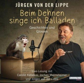 Beim Dehnen singe ich Balladen, 2 Audio-CDs