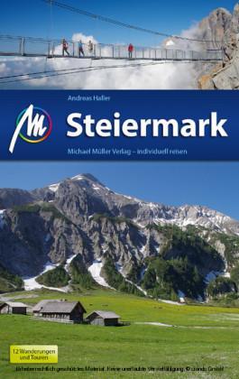 Steiermark Reiseführer Michael Müller Verlag
