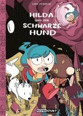 Hilda und der schwarze Hund Cover