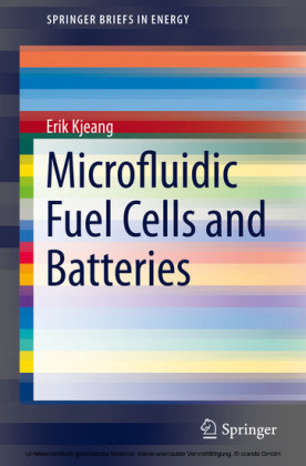 Microfluidic Fuel Cells and Batteries