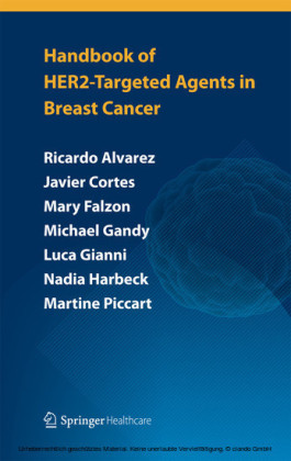 Handbook of HER2-targeted agents in breast cancer