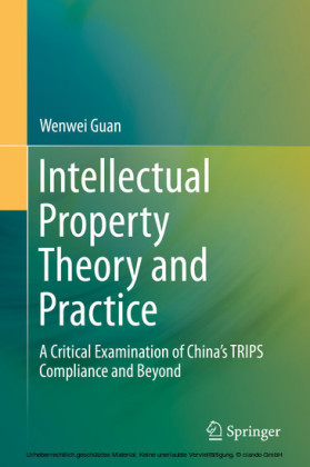 Intellectual Property Theory and Practice