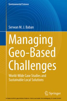 Managing Geo-Based Challenges