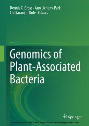 Genomics of Plant-Associated Bacteria