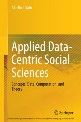 Applied Data-Centric Social Sciences