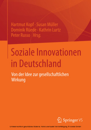 Soziale Innovationen in Deutschland