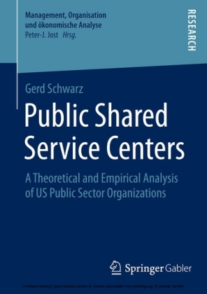 Public Shared Service Centers
