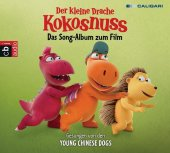 Der kleine Drache Kokosnuss - Das Song-Album zum Film, 1 Audio-CD Cover