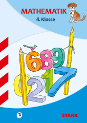 Training Grundschule, Mathematik 4. Klasse Cover