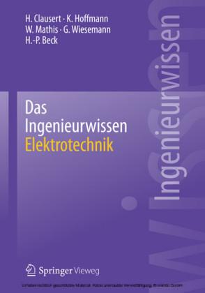 Das Ingenieurwissen: Elektrotechnik