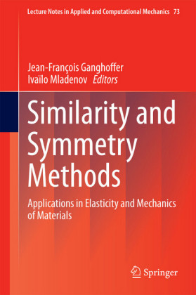 Similarity and Symmetry Methods