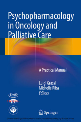 Psychopharmacology in Oncology and Palliative Care