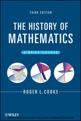 The History of Mathematics,
