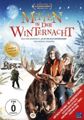 Mitten in der Winternacht, 1 DVD