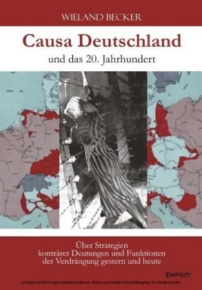 Causa Deutschland und das 20. Jahrhundert