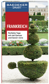 Baedeker SMART Reiseführer Frankreich Cover