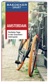 Baedeker SMART Reiseführer Amsterdam Cover