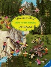 Mein Wimmelbuch: Hier in den Bergen Cover