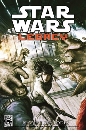Star Wars Sonderband 81: Legacy II Band 2 - Planet des Todes