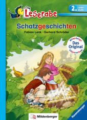 Schatzgeschichten Cover