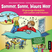 Sommer, Sonne, blaues Meer, 1 Audio-CD Cover