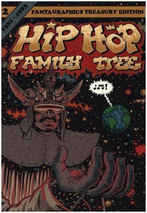 Hip Hop Family Tree, English edition