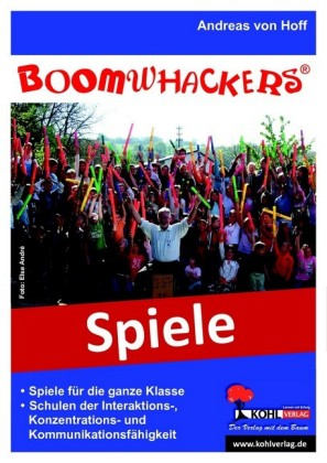 Boomwhackers - Spiele für die ganze Klasse