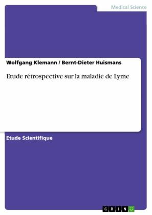 Etude rétrospective sur la maladie de Lyme