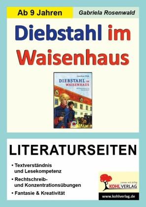 Diebstahl im Waisenhaus / Literaturseiten