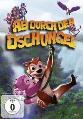 Ab durch den Dschungel, 1 DVD Cover