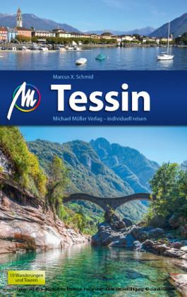 Tessin Reiseführer Michael Müller Verlag