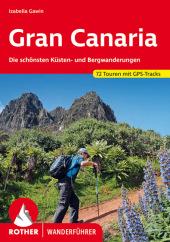Rother Wanderführer Gran Canaria Cover