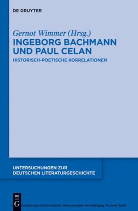 Ingeborg Bachmann und Paul Celan