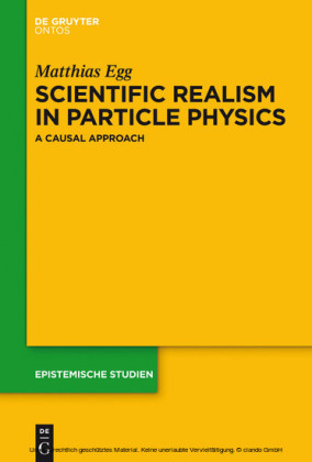 Scientific Realism in Particle Physics