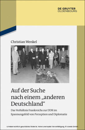 Auf der Suche nach einem 'anderen Deutschland'