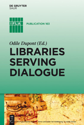 Libraries Serving Dialogue