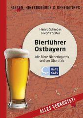 Bierführer Ostbayern Cover